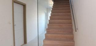 Wim  Cox interieur - Koersel - Trapbekleding